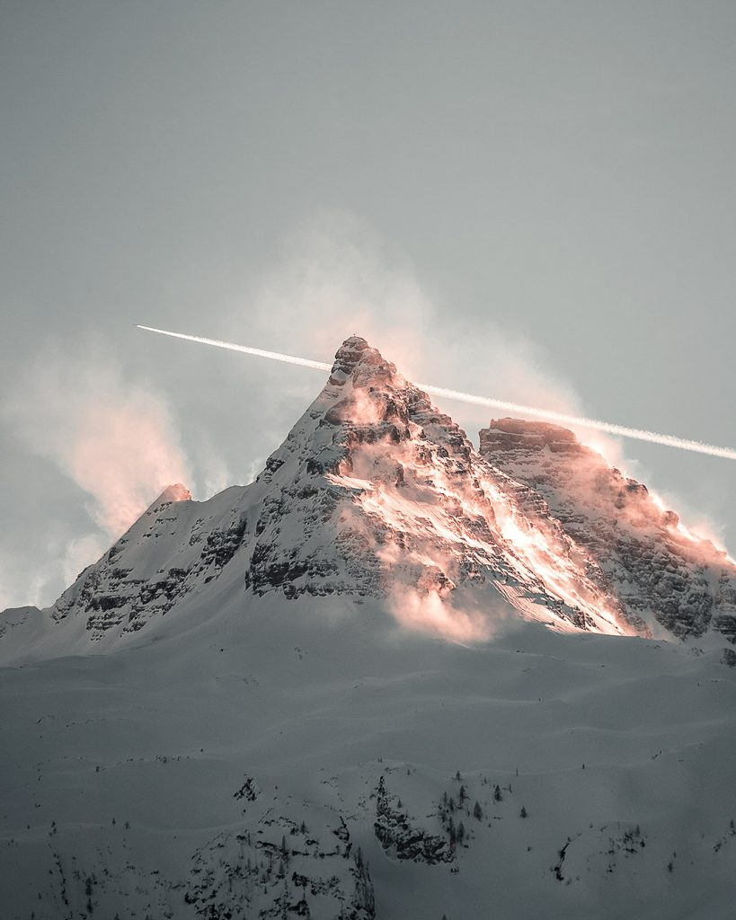 Der Gipfel von Lukas Klima. Die Kunst.