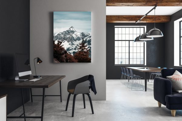 Die Bergspitze mit Lukas Klima
