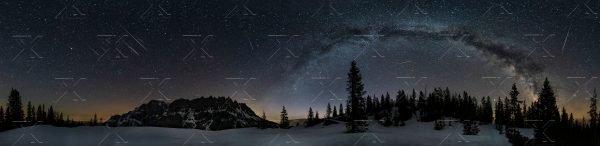 Milchstraße von Lukas Klima fotografiert. Eine atemberaubende Astrofotografie.