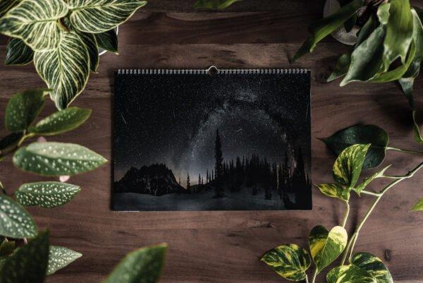 Kalender 2022 Fotohgrafie von Lukas Klima